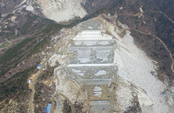 麻城芝麻白矿山资源